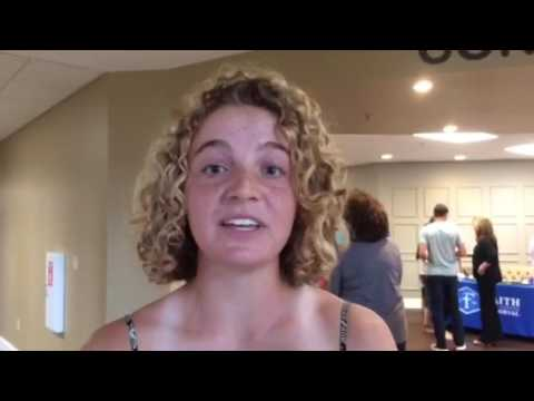 VIDEO: Elise Sickle signs with North Alabama