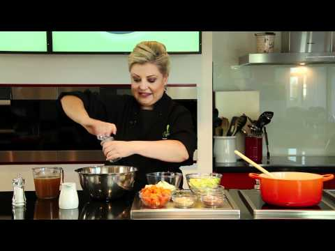 Fruit Bytes with Rozanne Stevens - Beef & Barley Soup with Root Vegetables