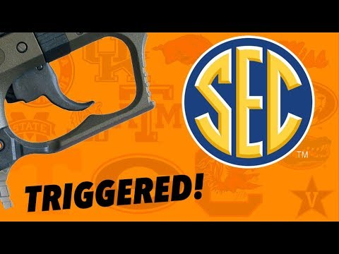 TRIGGERING ALL 14 SEC FOOTBALL TEAM FANBASES - THE ROASTING COMPLETION