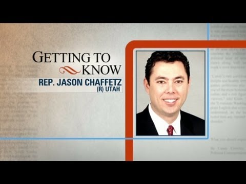 Getting to know: Rep. Jason Chaffetz