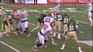 Colorado State Football highlights vs. Washington State - 2013 New Mexico Bowl - Dec. 21, 2013