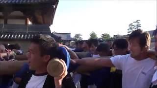 斑鳩神社秋祭り 動画