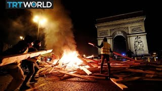 France Protests: Thousands in Paris protest high fuel prices