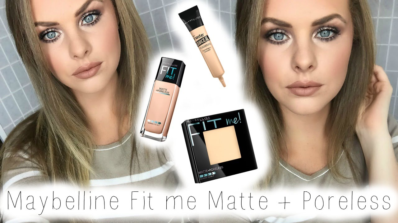 matte foundation for dry skin