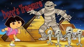 Дора отправляется в Египет # Дора против Мумии # Даша Путешественница мультик ишра для детей