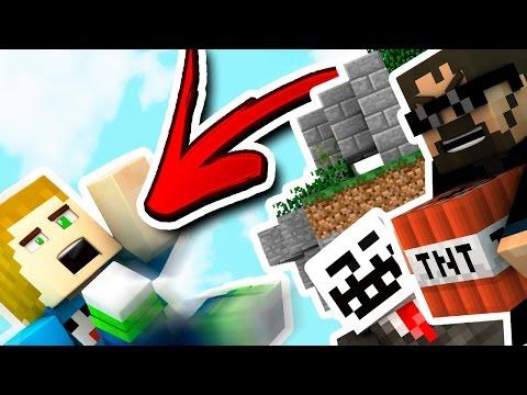 THE *VOID DEATH* CHALLENGE!! - Minecraft BedWars HyPixel W/ SSundee & Ambrew - Видео из Майнкрафт (Minecraft)
