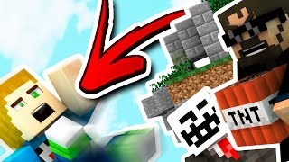 THE *VOID DEATH* CHALLENGE!! - Minecraft BedWars HyPixel W/ SSundee & Ambrew