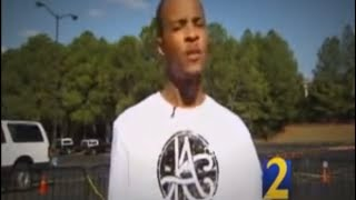 T.I. CRIMESTOPPER VIDEO WAS NOT THE RIGHT THING TO DO BECAUSE IT ASST. THE LAW;HIS HONOR ON TRIAL