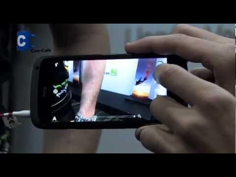 Las innovaciones del HTC One S #ConCafeTVhd