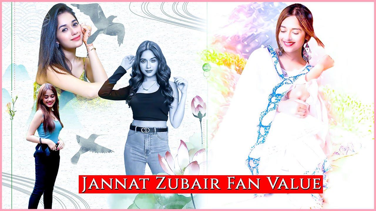 FAN VALUE:- Jannat Zubair New Lines Short Video Must Watch Here 2021