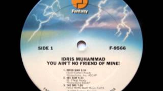 Idris Muhammad - Disco Man
