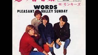 ザ・モンキーズThe Monkees/④恋の合言葉Words (1967年)