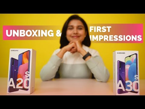 samsung-galaxy-a20s-&-a30s-first-impressions!