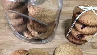 Очень простое ОВСЯНОЕ печенье как покупное!!!