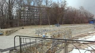 Азовское море в р-не Бердянска очищается от льда
