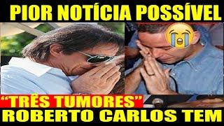 PI0R Notícia Possível Nosso Querido Cantor Roberto Carlos com 80 Anos de Idade Após Tentativas Tem !