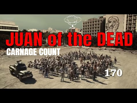 Juan of the Dead (2011) Carnage Count letöltés