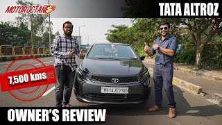 Tata Altroz Owner's Review - Is he happy?