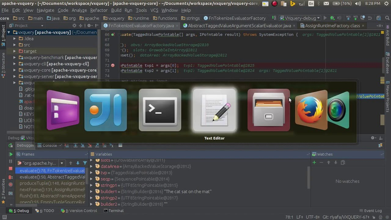 Remote debugging using intellij