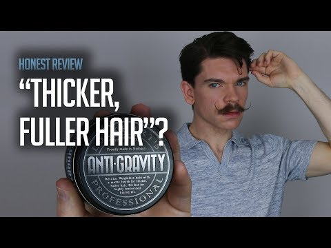 Lockhart's Anti-Gravity Review | Will This Work For Your Hair?