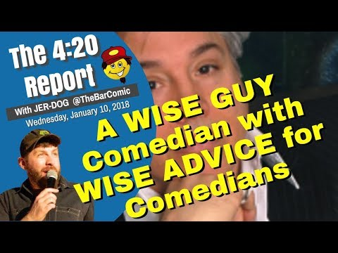 Conversation with Comedy Legend Willie Farrell  | The 420 Report with JerDog