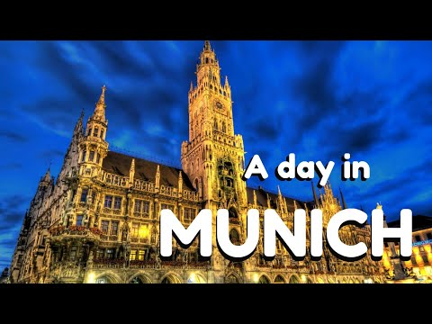 A Day in Munich, Germany #भारतीय