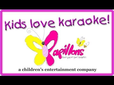 Kids Karaoke Parties in Los Angeles, San Fernando Valley, Beverly Hills, Malibu
