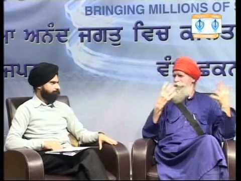 Dutchman - Harjinder Singh (Man in Blue) I AM A SIKH
