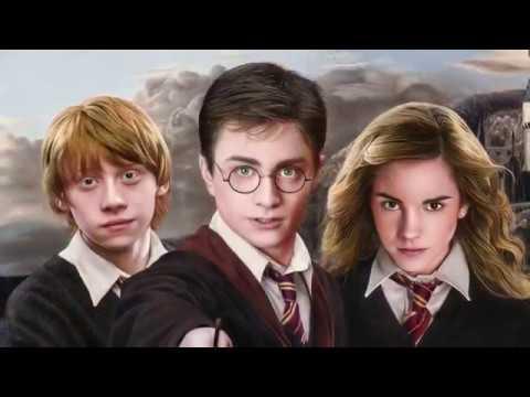 Harry potter ron weasley hermione granger youtube - Harry potter hermione granger ron weasley ...
