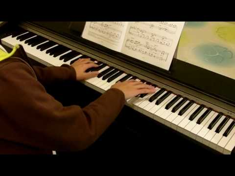 ABRSM Piano 2011-2012 Grade 6 C:3 C3 Takemitsu Piano Pieces for Children No.2 Clouds