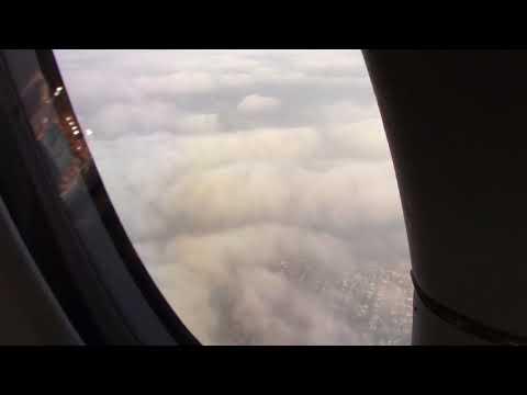 landing in Santa Ana California