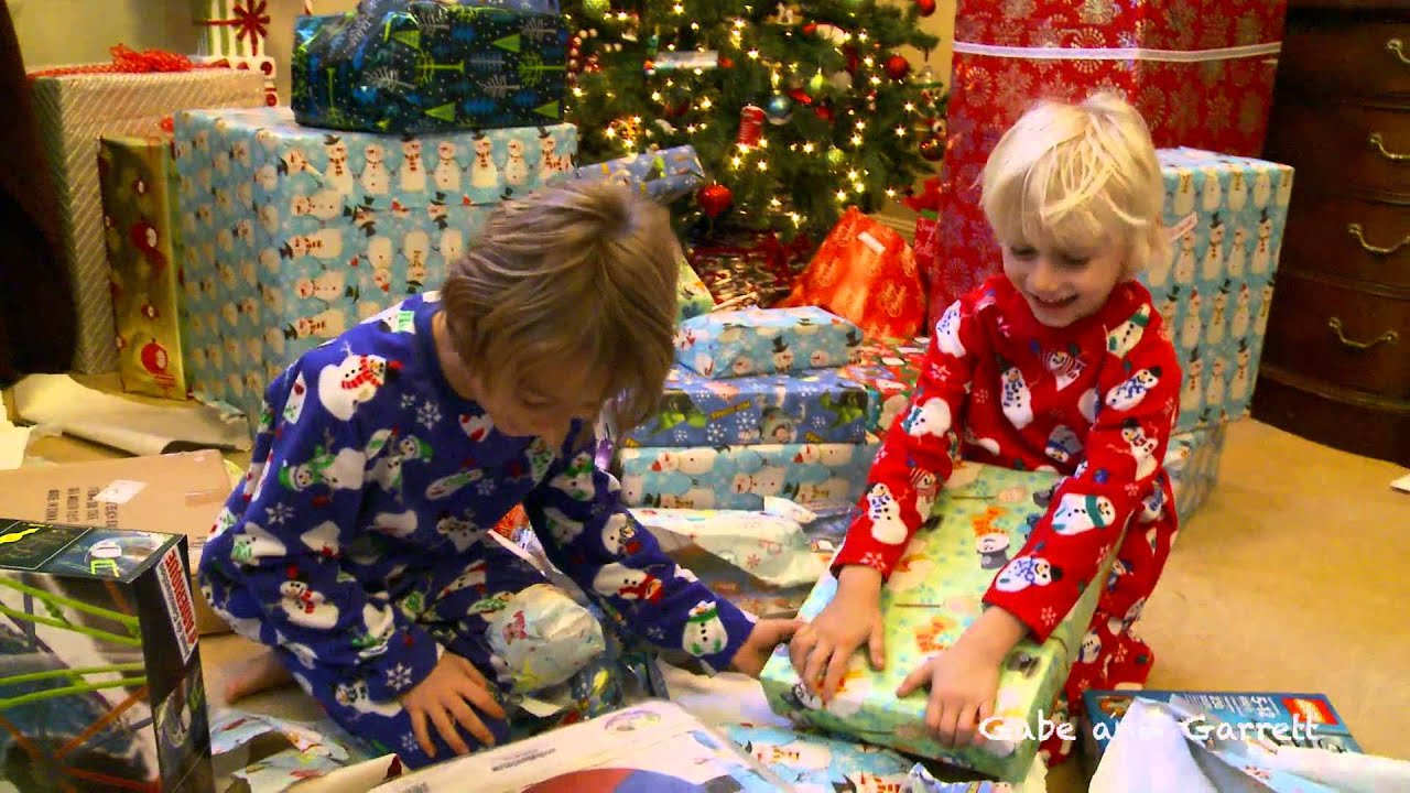 christmas morning images