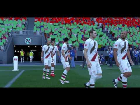FIFA 17 - HANNOVER X ST PAULI