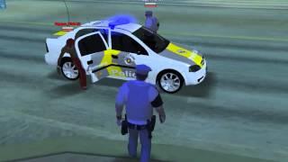 Policiamento Rodoviário  | Polícia 24 hrs GTA #6