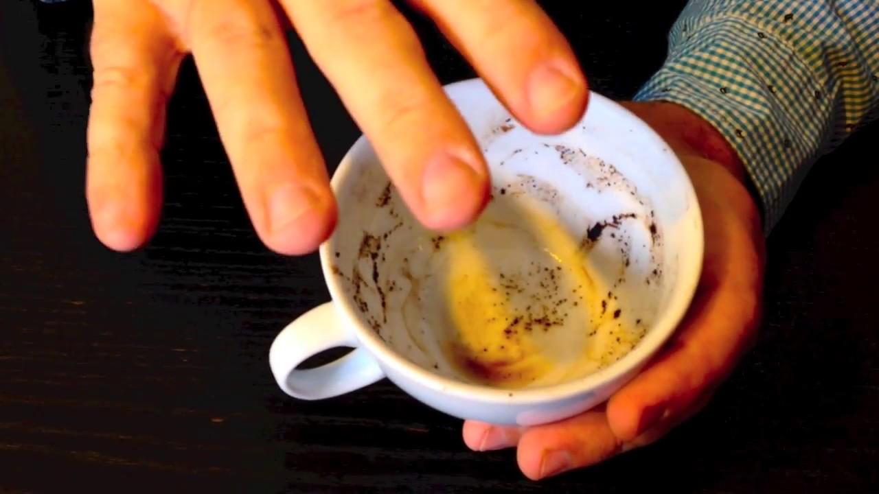 Гадание на кофейной гуще: значение символов