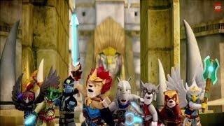 LEGO® CHIMA™ - Trailer for Season 2: Quest For The Legend Beasts