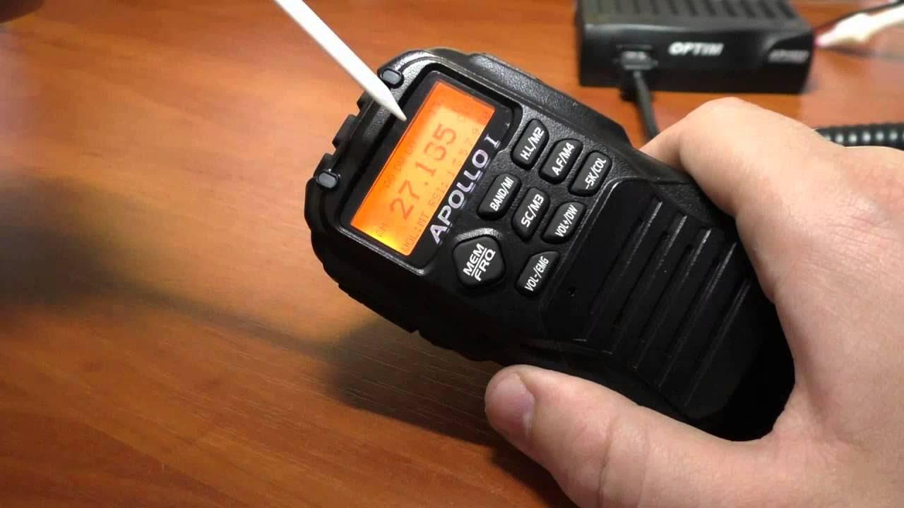 инструкция на русском языке радиостанции megajet mj-555