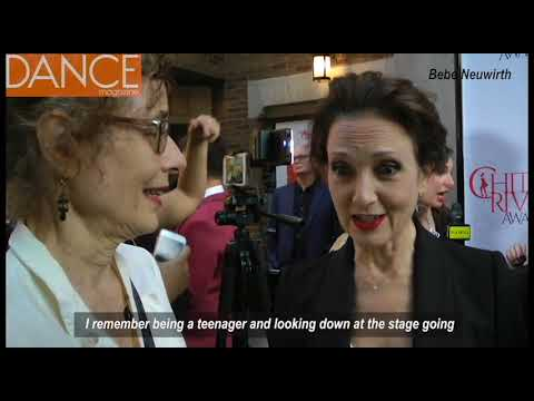Chatting With Stars at the Chita Rivera Awards | WWW | Dance Magazine