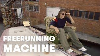 Human-Powered Freerunning Machine - with Jason Paul