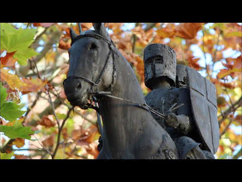 On the Trail of Magna Carta: From Londinium to Knights Templar to Salisbury