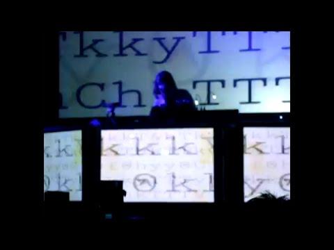 Aphex Twin Live Sonar 2011, Barcelona. Full show. Multicam