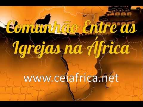 A visão, o Evagelho e a Obra  - Angola - Adilson Simões pt.1