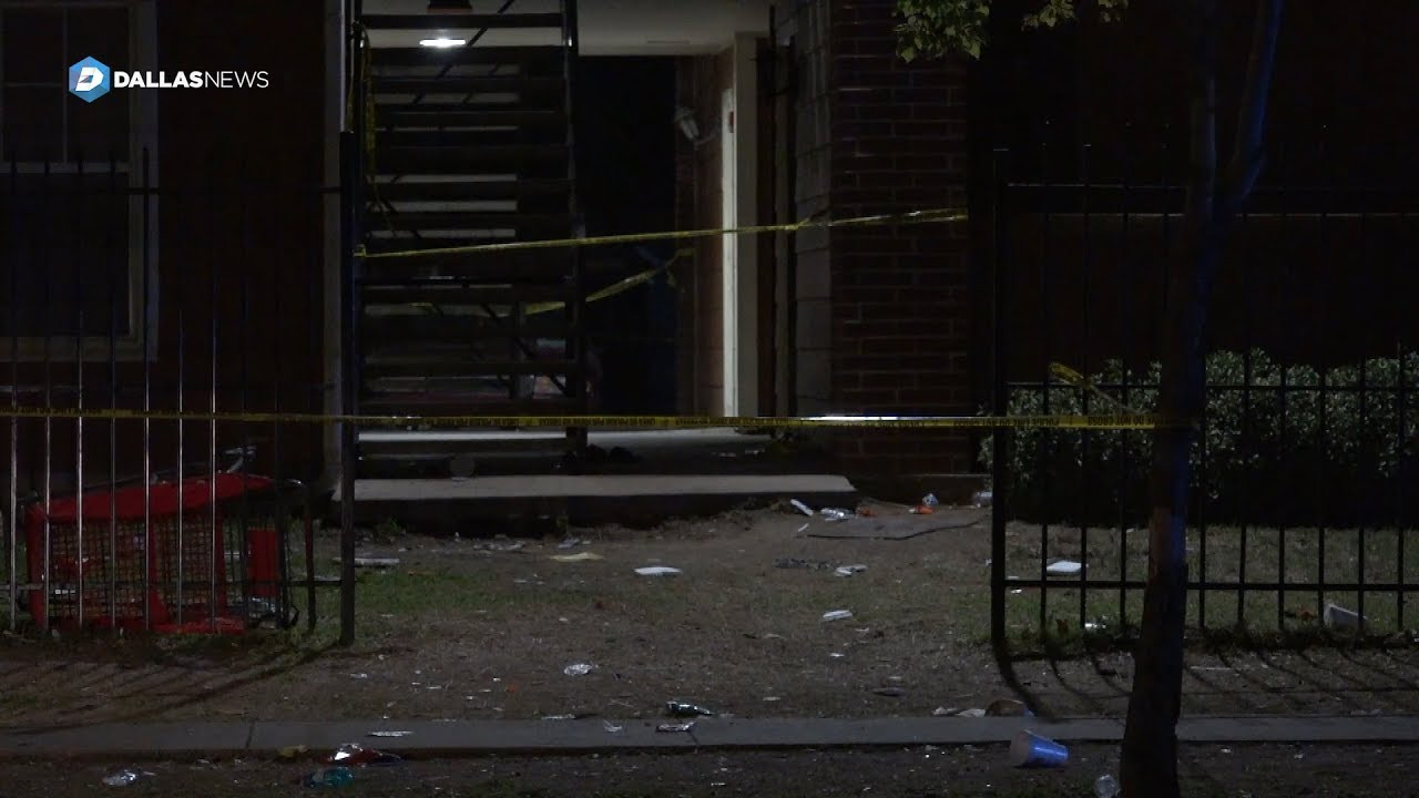 Six Wounded In Drive By Shooting Youtube