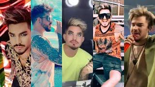 Adam Lambert - Cute Off-Stage Moments - Queen Tour 2020
