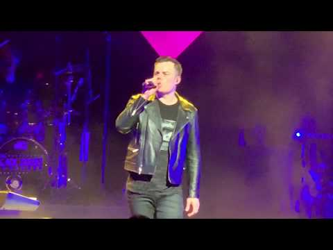 """Marc Martel LIVE  2019 ATL """"We Will Rock You & We Are The Champions"""""""