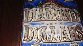 $50 Diamond Dollars Scratch Off