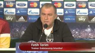 Eier aus Stahl: Galatasaray-Fans lieben ihren Trainer