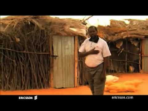 An Ericsson + Zain feature on the Dertu, Kenya Millennium Villages