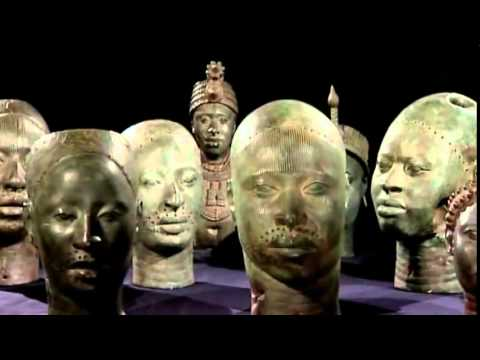 Head of an Ife King from Nigeria - Masterpieces of the British Museum PT 1