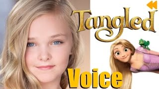 """Tangled"" Voice Actors and Characters"